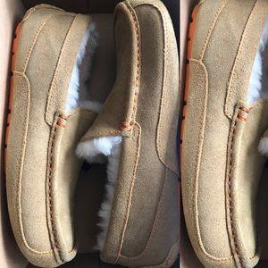 UGG Ascot Slippers Chestnut/Orange